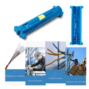 Многофункциональный Инструмент для зачистки кабеля (Стриппер)