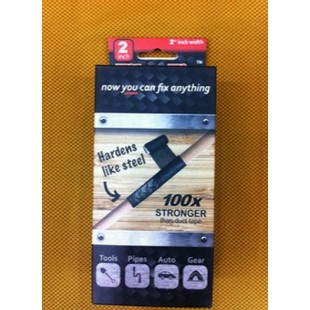 FiberFix  самоклеющаяся плёнка для ремонта 5см х125см