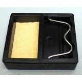 Подставка для паяльника с губкой для очистки жала WLXY WL-002
