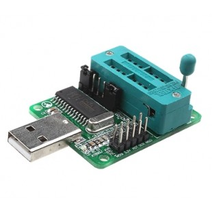 EN25T80 программатор USB Series SPI Flash Bios 24CXX25XX STC AVR Support TTL