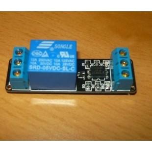 Одноканальный модуль реле Arduino