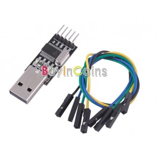 Конвертер с USB на Com порт PL-2303HX