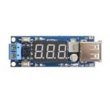 Зарядка для USB гаджетов с встроеным вольтметром