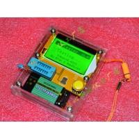 Измеритель ESR R/C/L и тестер полупроводников с Корпусом