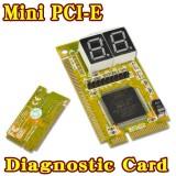 3 в 1 Мини PCI-E Express / PCI / LPC анализатор неисправностей материнских плат