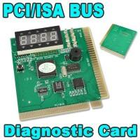 PCI и ISA Диагностическая карта тестер 4-разрядный дисплей
