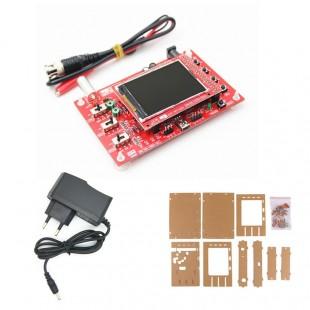 Цифровой осциллограф DSO138 с блоком питания и корпусом