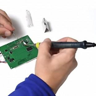 Мини портативный паяльник с питанием от USB 5 В 8 Вт