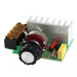 Регулятор напряжения переменного тока на 10-220 вольт,  4000 ватт
