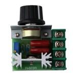 Электрический регулятор напряжения 2 кВт 220 Вольт