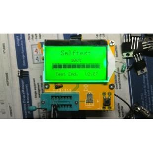 Тестер транзисторов Mega328 ESR-T4 | без корпуса