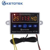 Цифровой термостат 12 В 24 В 110 В 220 В
