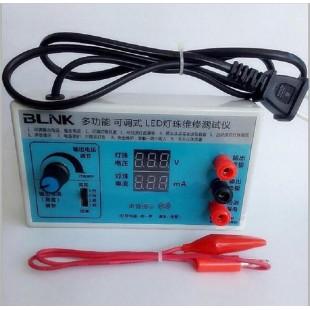 Тестер LED диодов может быть подключен к примерно 100 различным типам LED элементов , панелям ламп, световой доске, светодиодному ЖК-телевизору.