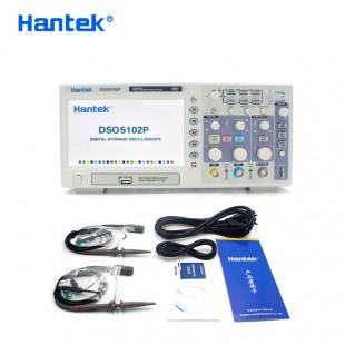Очень хороший настольный цифровой осциллограф DSO-5102P HANTEK