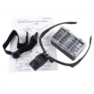 Увеличительные очки для ремонта 1.0/1.5/2.0/2.5/3.5X5