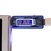 KEWEISI KWS-10VA – USB ТЕСТЕР НАПРЯЖЕНИЯ И ТОКА
