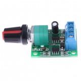 Регулятор напряжения, скорости двигателя 0-12 Вольт