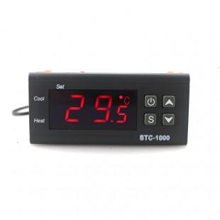 Цифровой терморегулятор STC-1000  для инкубатора