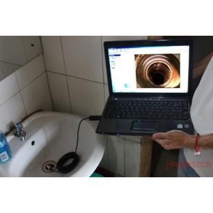 Водонепроницаемый USB эндоскоп с  длинным кабелем ( Бороскоп, Инспекционная труба,  Визуальная камера)