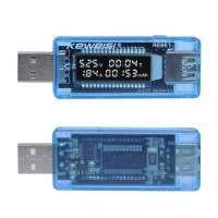 USB тестер зарядки и емкости KEWEISI KWS-V20