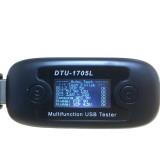 Многофункциональный USB тестер DTU-1705L