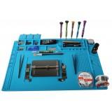 S-160 Kaisi Профессиональный коврик для пайки и монтажных работ с магнитными вставками