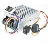 контроллер скорости двигателя постоянного тока PWM 12 В, 24 В, 48 В, 2000 Вт, Макс 60 А,