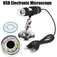 2 mp USB цифровой микроскоп с подсветкой 1000X