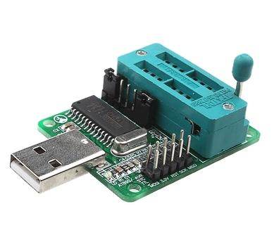 USB программатор флеш памяти
