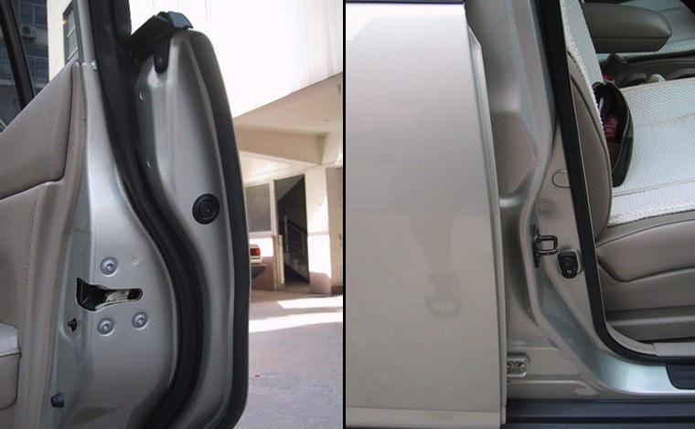Резиновый уплотнитель на дверь 4 метра