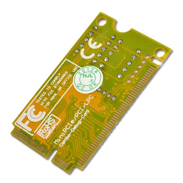 Мини PCI анализатор пост карта для ноутбука купить tvremonter.ru